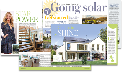 Make Solar Sense magazine